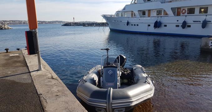 Huur Rubberboot met of zonder schipper Narwhal in Saint-Raphaël