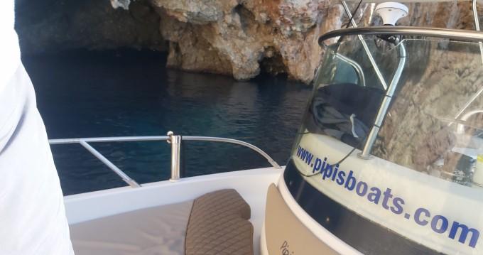 Bootverhuur Sessa Marine Key Largo 22 Cabine in Nikiána via SamBoat