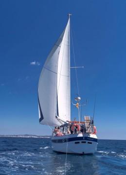 Huur een Caribean Sailing Yachts CSY 44 in Ibiza Island