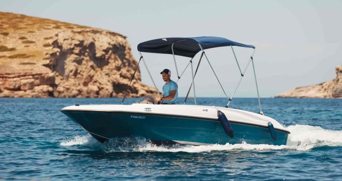 Verhuur Motorboot in Sant Antoni de Portmany - Bayliner Element