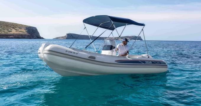 Rubberboot te huur in Ibiza Town voor de beste prijs