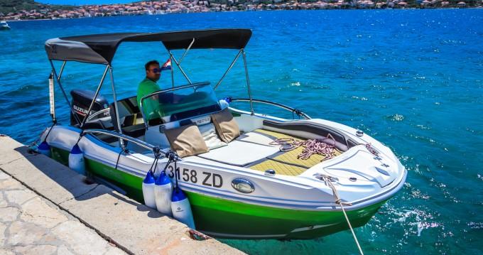 Verhuur Motorboot in Zadar - Rancraft Smart RS Cinque