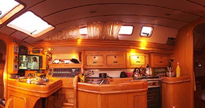 Verhuur Zeilboot in Barcelona - Alubat Ovni 43