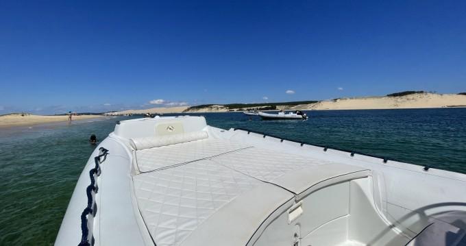 Verhuur Rubberboot in Grand Piquey - Lomac Beluga 24