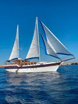 Huur Zeilboot met of zonder schipper Gulet in Puerto Deportivo Roda de Barà
