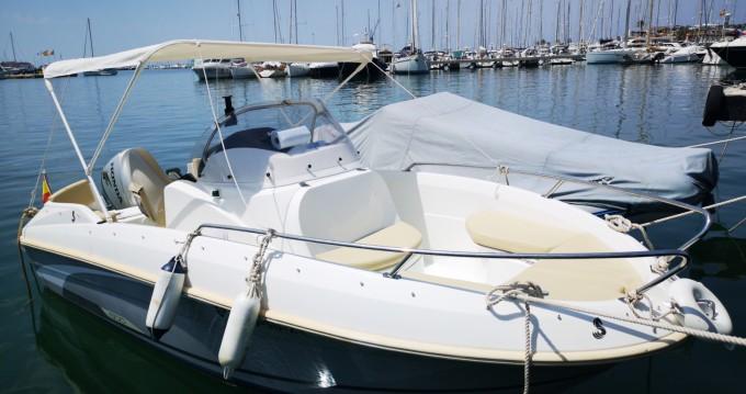 Huur Motorboot met of zonder schipper Bénéteau in Dénia