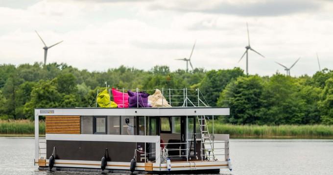 Bootverhuur Zehdenick goedkoop Hausboot