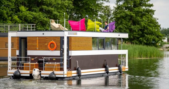 Woonboot te huur in Zehdenick voor de beste prijs