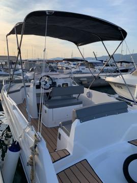 Verhuur Motorboot in Split - Prince 570 open