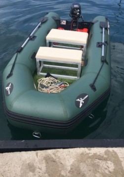 Jachthuur in Pointe-Rouge - X-ploder Alpha trooper via SamBoat