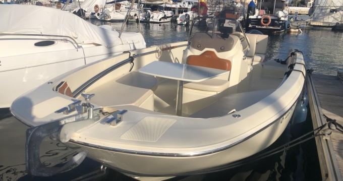 Verhuur Motorboot in Alicante - Invictus  Invictus 190 FX