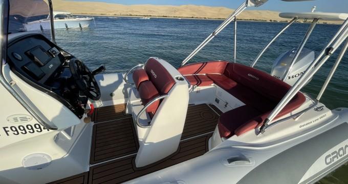 Rubberboot te huur in Cap Ferret voor de beste prijs