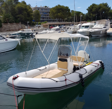 Bootverhuur Saint-Raphaël goedkoop Sunrider 550 II