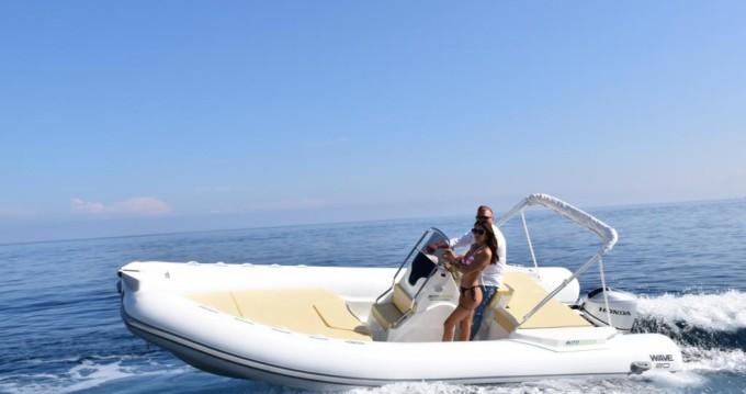 Verhuur Rubberboot in Palermo - Altamarea Wave 20