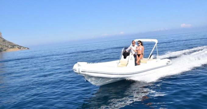 Bootverhuur Altamarea Wave 20 in Palermo via SamBoat