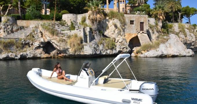 Altamarea Wave 20 te huur van particulier of professional in Palermo