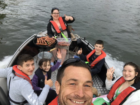 Huur Motorboot met of zonder schipper Skylla in Paris