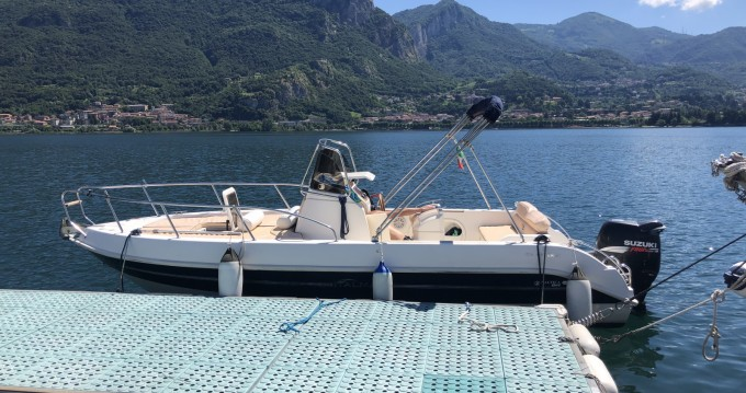 Jachthuur in Lecco - Italmar Italmar wa 20  via SamBoat