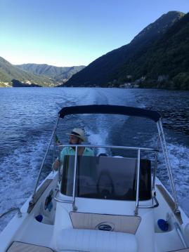 Verhuur Motorboot in Lecco - Italmar Italmar wa 20
