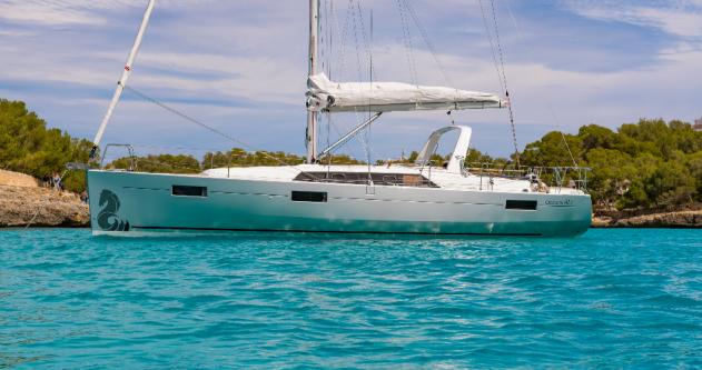 Bootverhuur Hyères goedkoop Oceanis 41.1