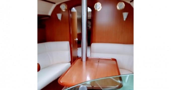 Bootverhuur Jeanneau Sun Odyssey 35 in Kallithea via SamBoat