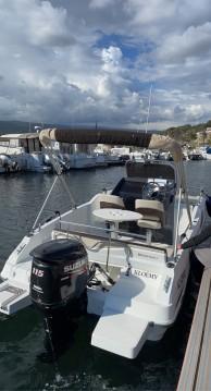 Huur Motorboot met of zonder schipper Pacific Craft in La Ciotat