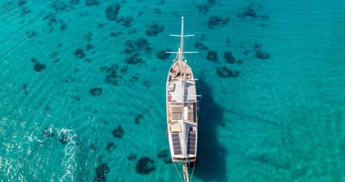 Huur Zeilboot met of zonder schipper Custom Made in Marmaris